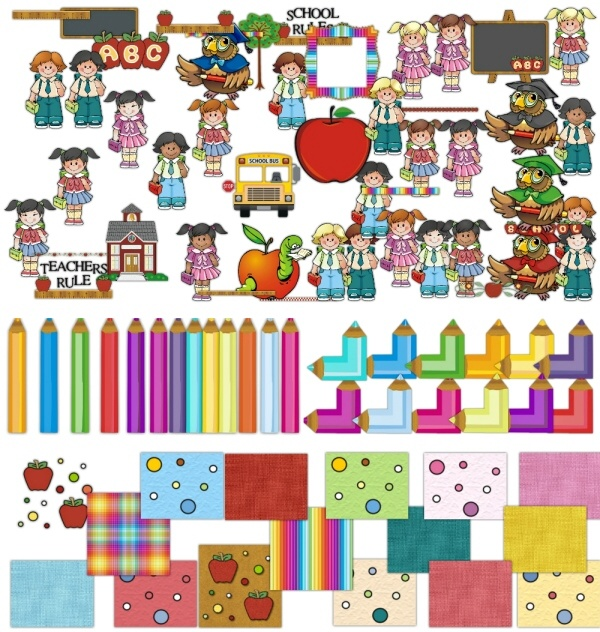 school clipart collection - photo #37